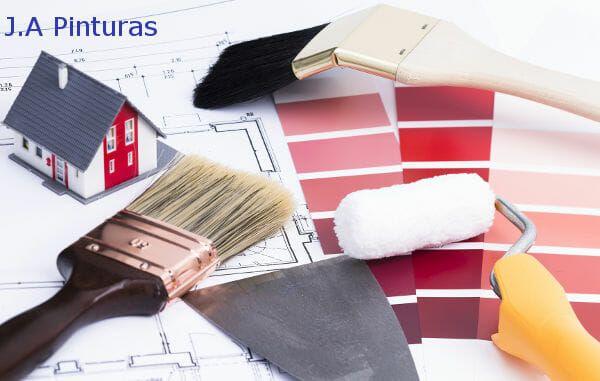 Pintores faz pinturas, textura e grafiato